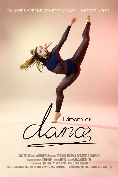 kenny wormald i dream of dance i dream of dance trailer and poster nothing but geek