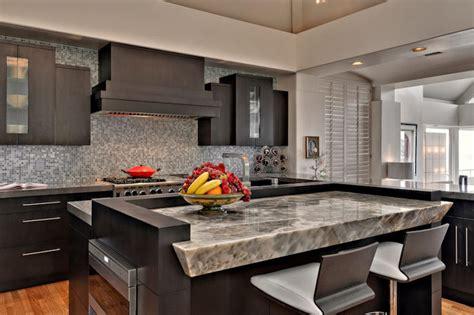 comptoir ilot cuisine comptoir cuisine moderne et insolite quels sont les