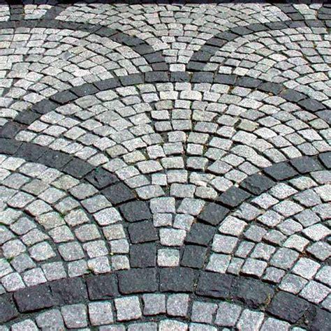basaltsteine verfugen pflastern mit muster speyeder net verschiedene ideen