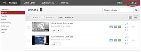 adsense for youtube tutorial cara mendaftar google adsense via youtube 2013 sekilas