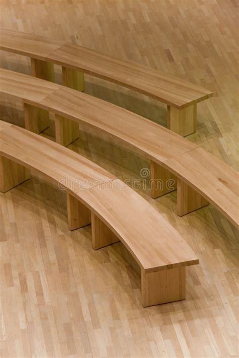 circular wooden benches circular wooden benches stock photo image of floor clean