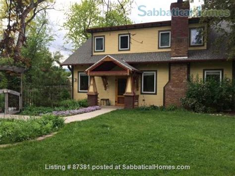 houses for rent in fort collins sabbaticalhomes com fort collins colorado united states of america house for rent