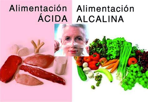 alimentazione alcalina superslow zone 174 bogot 225 dieta alcalina