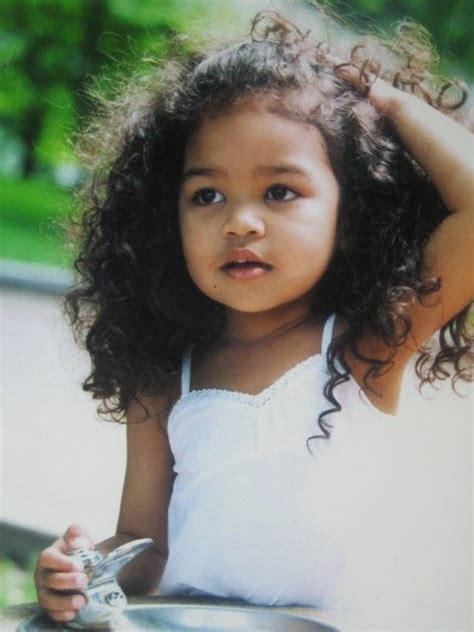 pictures of biracial children with curly long hair 301 best images about mixed kids on pinterest