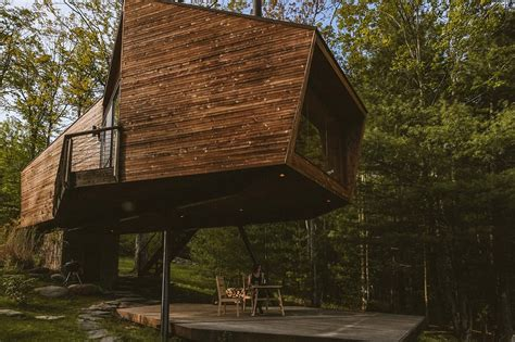 willow treehouse airbnb  york average joes