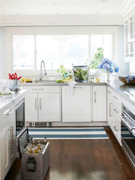bhg kitchen design white kitchen decor 2017 grasscloth wallpaper