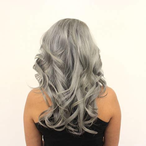 como hacer rayitos grises 161 logra un hermoso cabello gris o plata usando loquay
