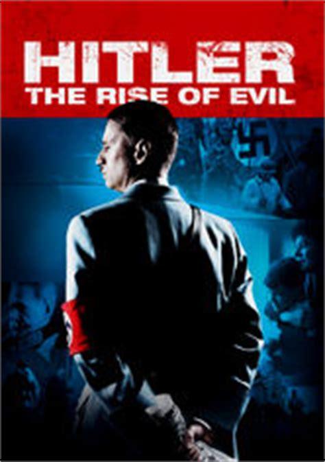 hitler biography netflix hitler the rise of evil is hitler the rise of evil on