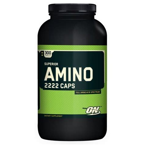 Amino On 2222 320 Tabs On Amino superior amino 2222 320 tabs optimum nurition
