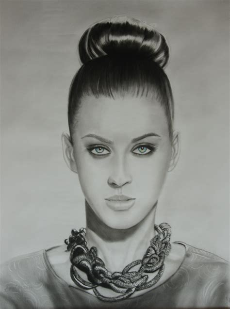 katy perry portrait tattoo famous people paintings hot girls wallpaper