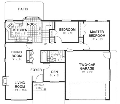 where do i get a plot plan for my house house plan 58719 at familyhomeplans com