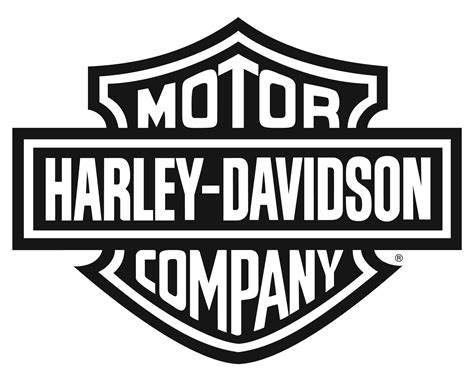 tutorial logo harley davidson harley logo black and white vector harley davidson