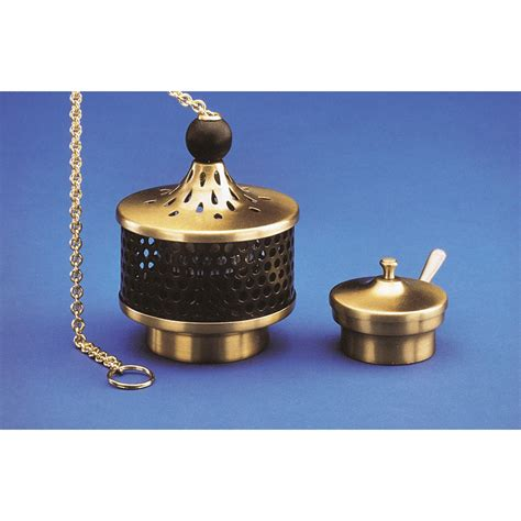 thurible and boat censer thurible boat churchsupplies