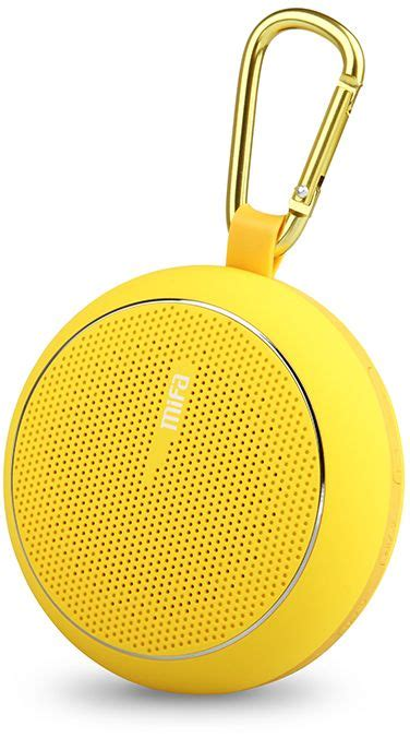 Speaker Xiaomi Mifa buy xiaomi mifa outdoor bluetooth speaker yellow in