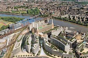 Concrete Homes Plans turner amp townsend to manage battersea power station