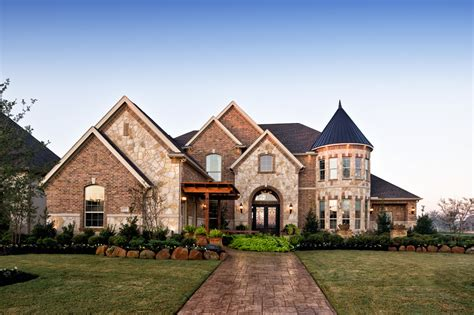 richwoods country luxury new homes in frisco tx