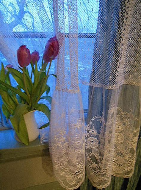 curtains made to order custom made to order net lace window curtains with embroidered