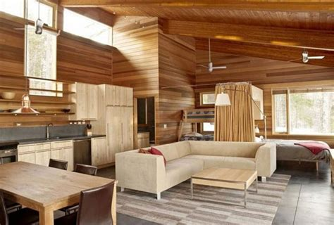 wooden interior modern interior design and home decorating ideas