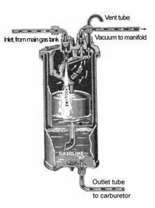 Fuel System Vacuum Rebuilding A Vacuum Tank Basic Vacuum Tank Repair