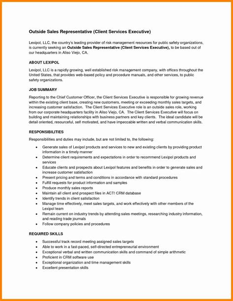 html resume sles bunch ideas of sle resume of sales representative