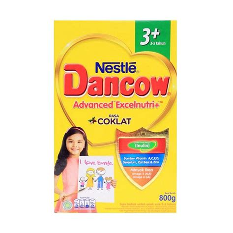 Nestle Dancow 3 jual nestle dancow advanced excelnutri plus formula 3