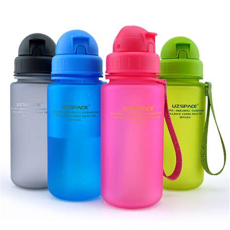 Us Baby Sport Straw Bottle 310 Ml Tersedia Pilihan Warna T2909 î newest 350 400ml tritan â children children plastic water bottle baby health straw â ª leakproof