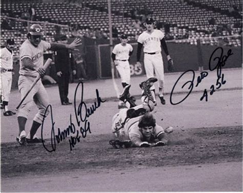 johnny bench son droidtrader s sports memorabilia johnny bench and pete