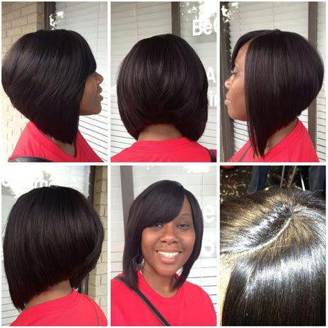 Razor Cut Bob Hairstyles by Razor Cut Bobs For Black Hairstyle 2013