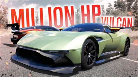 Aston Martin Vulcan Hp by Million Hp Aston Martin Vulcan Forza Horizon 3 W The