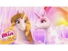 Mia and me los unicornios m 225 gicos de centopia youtube