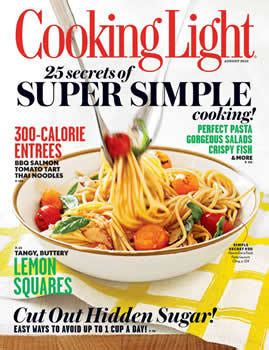 Cooking Light Subscription by Cooking Light Magazine Subscription Us