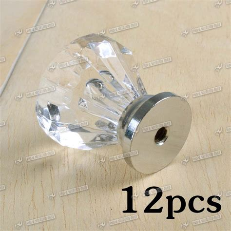 Glass Door Knobs Cheap by Cheap Promotion 12x Glass Door Knobs Drawer