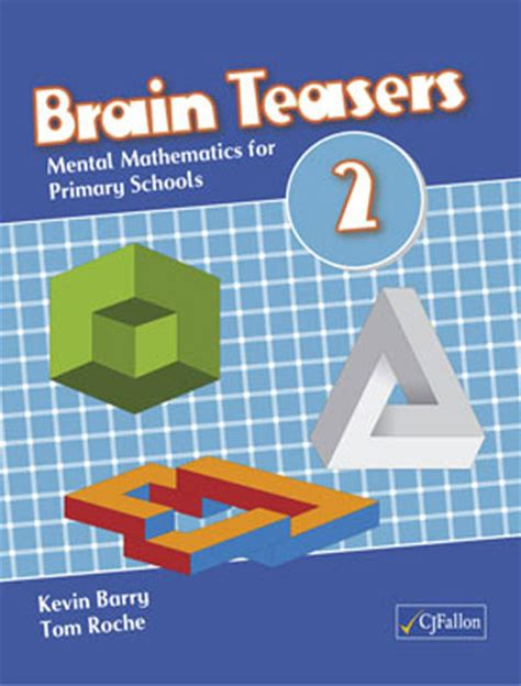 Revision Essentials P34 Primary Science Book A brain teasers 2 maths second class primary books