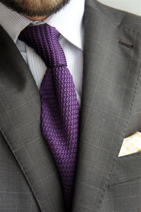 purple knit tie purple knit tie s fashion
