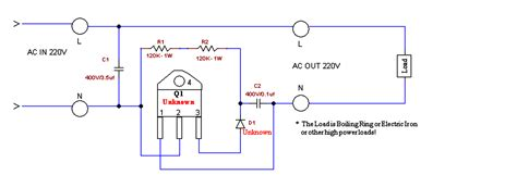 capacitor voltage booster circuit generator alternator ac voltage booster circuit