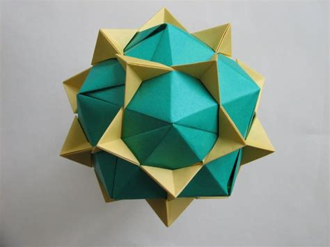 origami units 17 best images about kusudamas on how to make