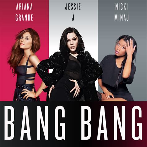 jessie j bang bang american music awards ariana grande bang bang 네이버 블로그