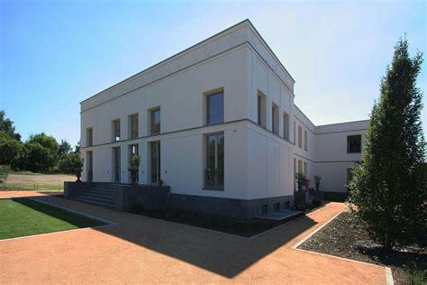garten neubau klassik und tradition neubau einer klassizistischen villa