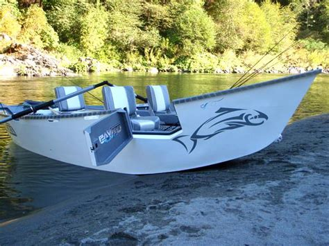 pavati 17x60 warrior drift boat review - Drift Boat With Door