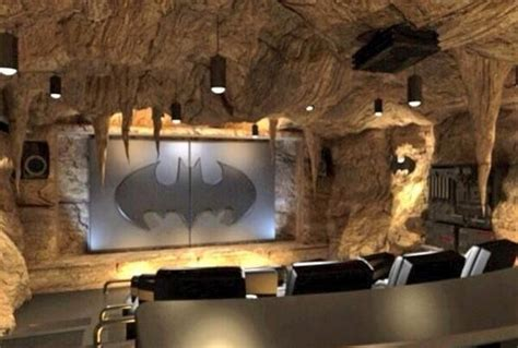 batman cave room the signum times on entertainment room room ideas and bats