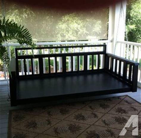 porch bed swings for sale twin size porch swing bed for sale in cordele georgia