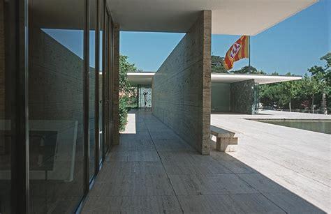 pavillon barcelona barcelona pavillon