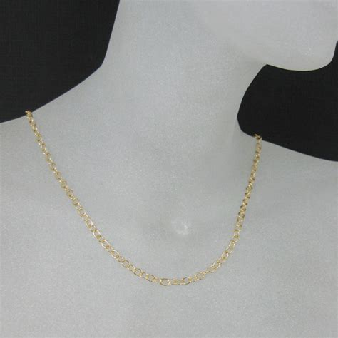 wholesale gold plated sterling silver vermeil 4mm cable