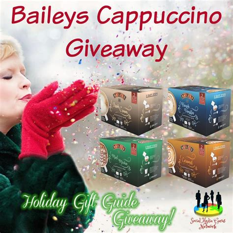 The View Holiday Sweepstakes - god s growing garden baileys cappuccino giveaway