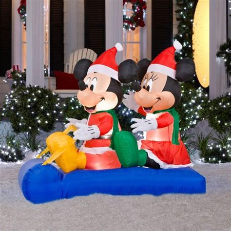 mickey mouse outdoor decorations where to buy decoration lawn yard