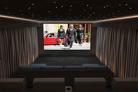 case study cheshire home cinema installation home