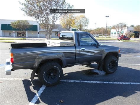 Used Toyota 4x4 Trucks For Sale Used Toyota 4x4 Truck For Sale Autos Post