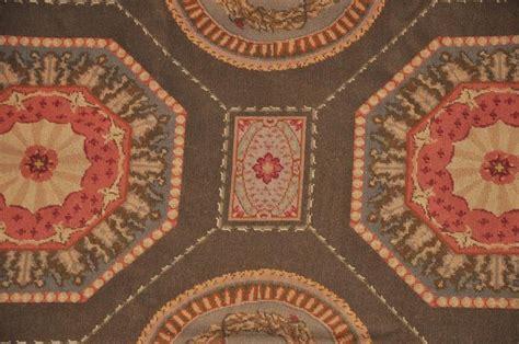 handmade needlepoint rug for sale at 1stdibs