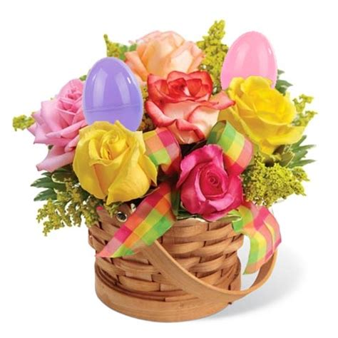 Easter Bouquets by Easter Egg Bouquet At Send Flowers