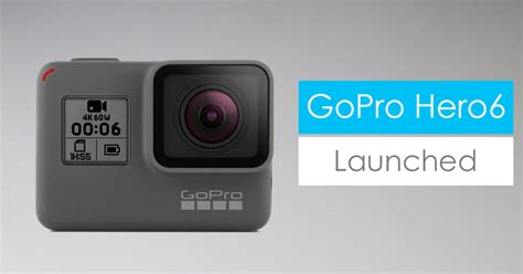 gopro features go pro 6 black features specifications price